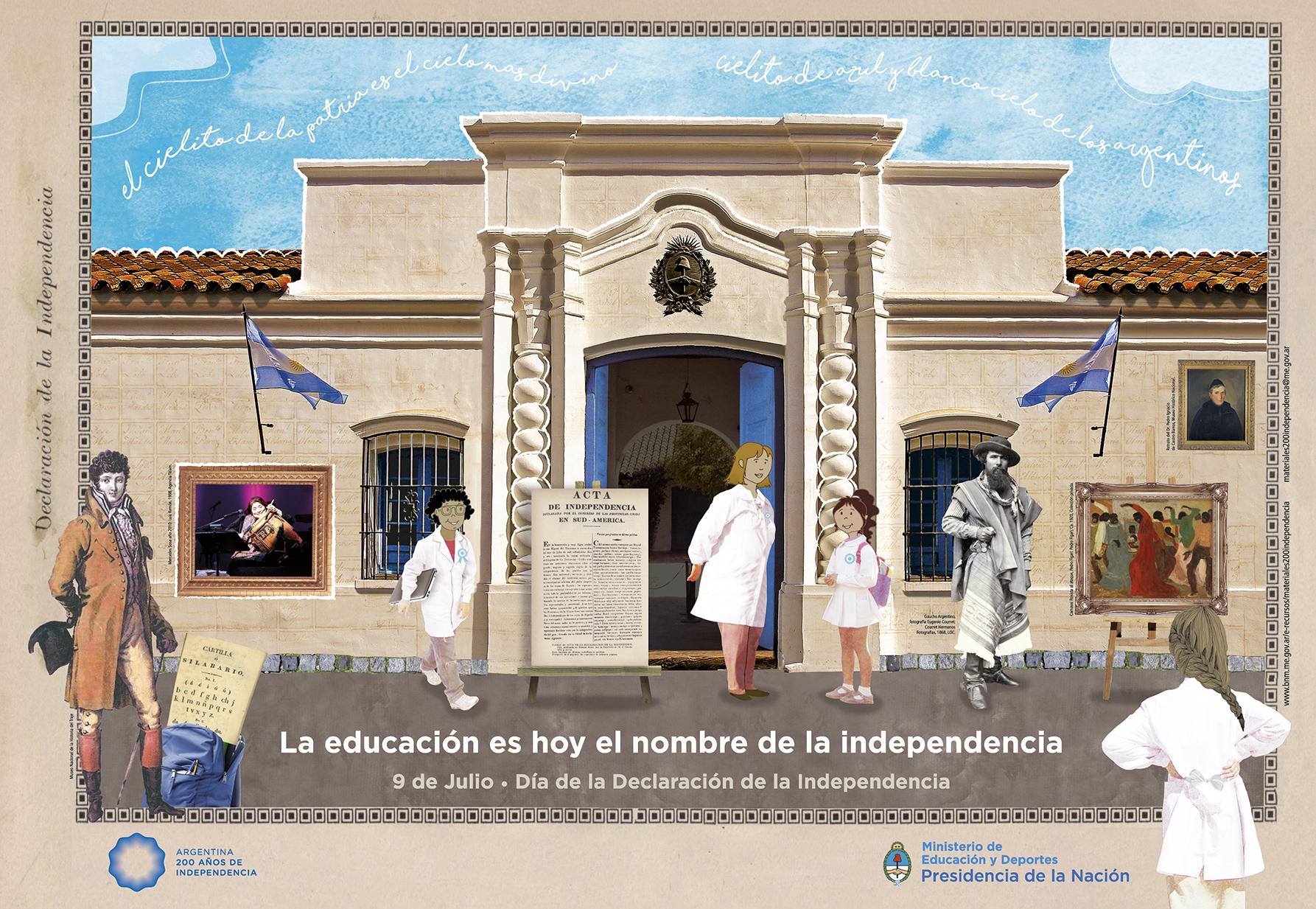 Independencia Argentina - 9 de Julio