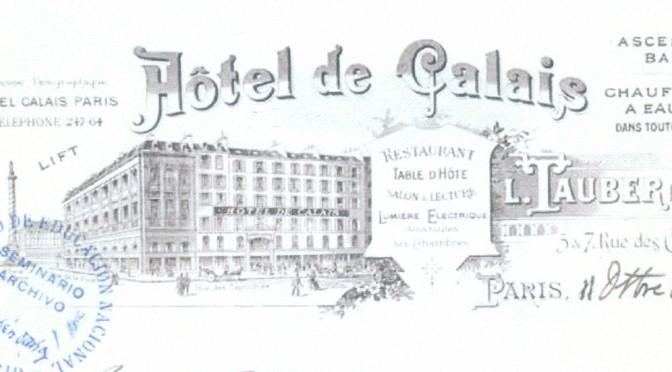 Archivo Ruben Dario