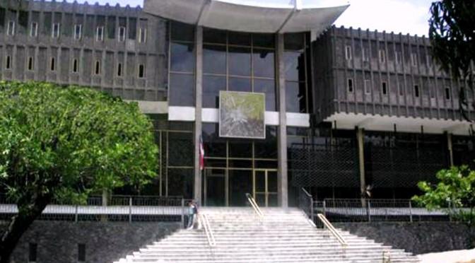 Historia y bibliotecas: Biblioteca Nacional de Costa Rica