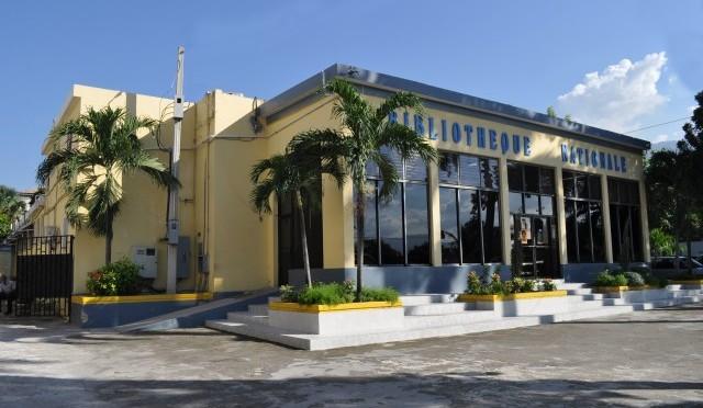 Historia y bibliotecas: Biblioteca Nacional de Haití