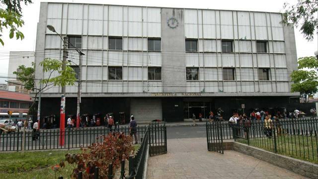 Historia y bibliotecas: Biblioteca Nacional de El Salvador