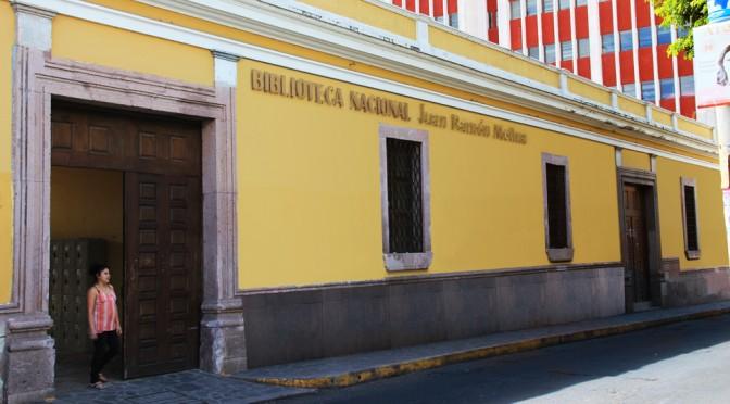 Historia y bibliotecas: Biblioteca Nacional de Honduras