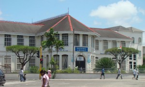 Biblioteca Nacional de Guyana