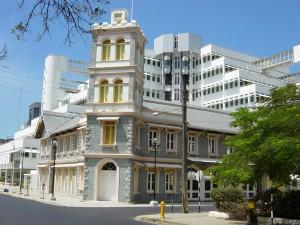 Biblioteca Nacional de Trinidad y Tobago
