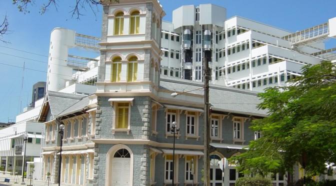 Historia y bibliotecas: Biblioteca Nacional de Trinidad y Tobago