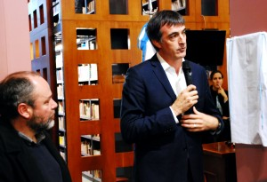 Esteban Bullrich y Sebastian Tedesco