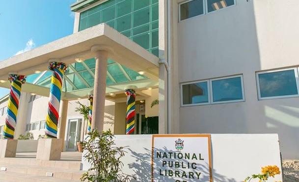 Historia y bibliotecas: Biblioteca Pública de Antigua y Barbuda