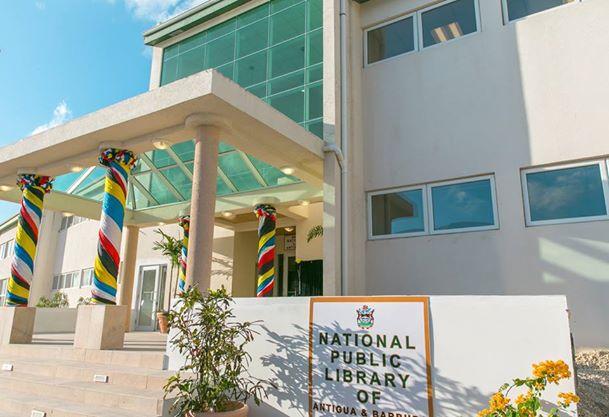 Biblioteca Nacional de Antigua y Barbuda