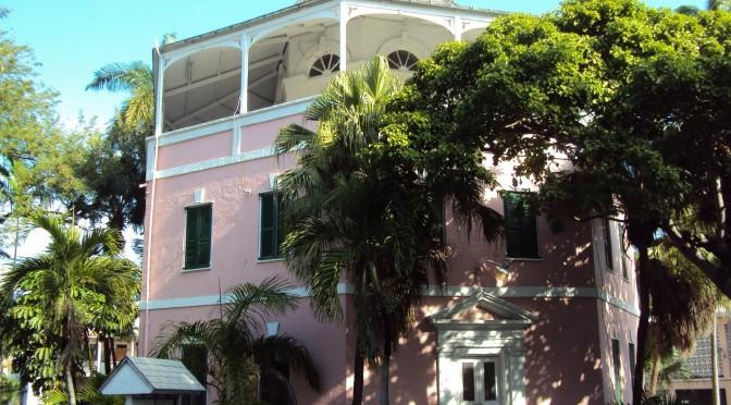 Historia y bibliotecas: biblioteca pública de Bahamas