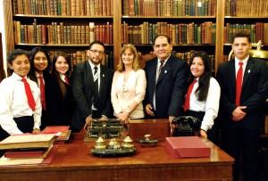 Maestros y Estudiantes Ganadores del 1° premio, Jujuy.