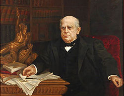 Retrato de Domingo Faustino Sarmiento