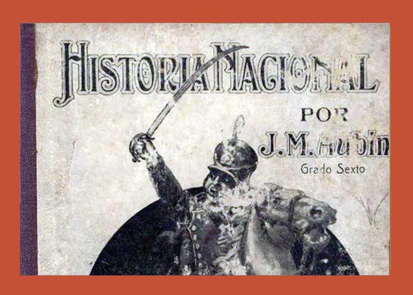 Historia Nacional de José María Aubín