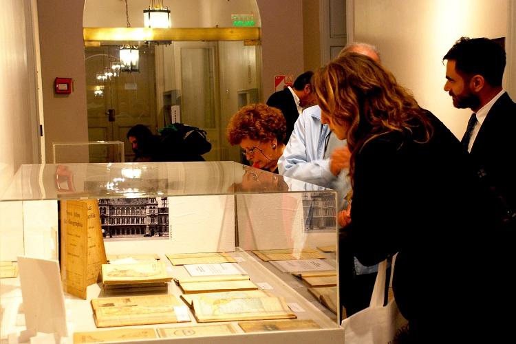Exposición Cartografía en Malvinas en los textos escolares (1890-1940)