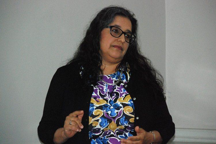 Esmeralda Majors en la BNM