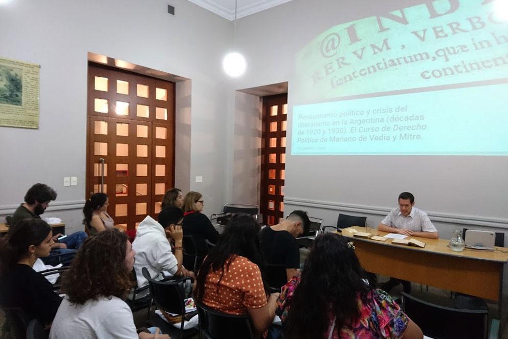 Charla Leandro Losada - Ciclo @index