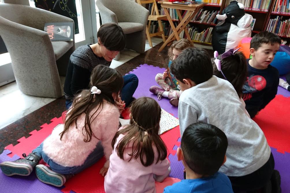 ¡Realizamos el primer taller!: Los muñecos quitapesares de Ramón preocupón