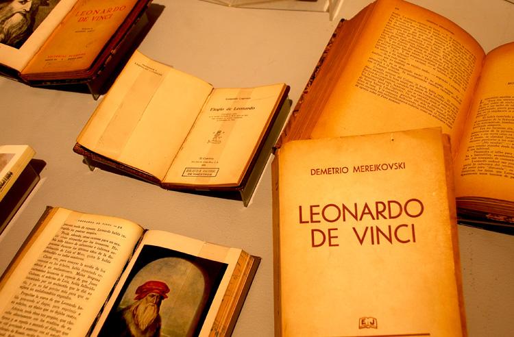 «500 años de Leonardo Da Vinci, un hombre de todos los tiempos (1519-2019)»
