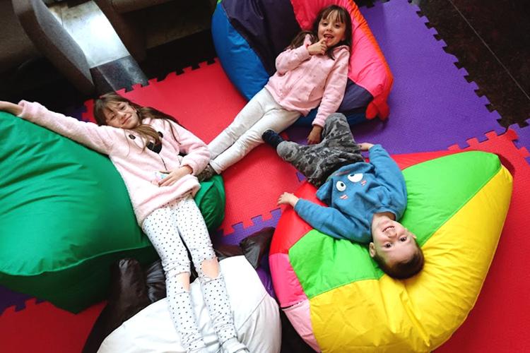 Niñas y niños disfrutaron las vacaciones de invierno en la BNM