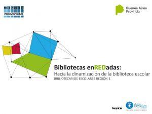 2do Encuentro de Bibliotecarios Escolares de la Región 1