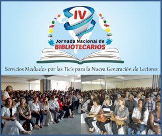 4ta Jornada Nacional de Bibliotecarios en Resistencia, Chaco