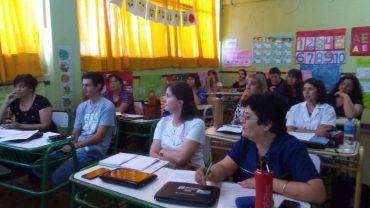 Capacitación en Aguapey para Bibliotecarios de Gualeguaychú