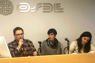Mariana Alcobre, Mariana Salinovic y Guadalupe Gomez