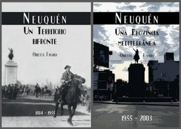 Libros sobre la Historia de Neuquén