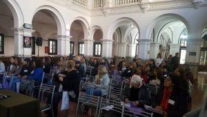 Participantes del Encuentro regional de bibliotecarios