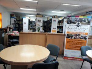 Biblioteca Pedagógica Rosenda Quiroga