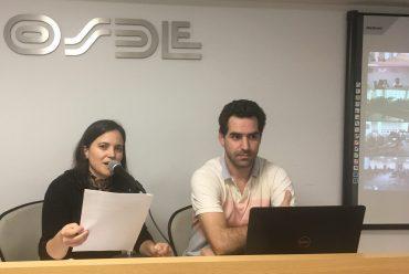 Guadalupe Gómez y Diego Dodero