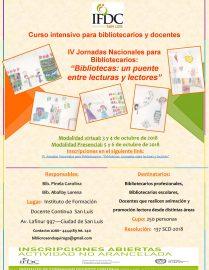 panfleto-iv-jornadas-nacionales-para-bibliotecarios